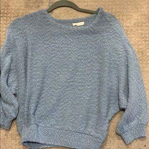 blue L.A hearts women's  sweater